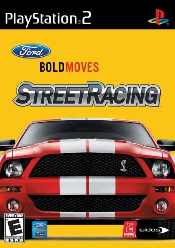 Ps2 Ford Street Racing E