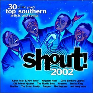 Shout! 2002 Shout! 2002 Gaither Vocal Band Hoppers 2 CD Set