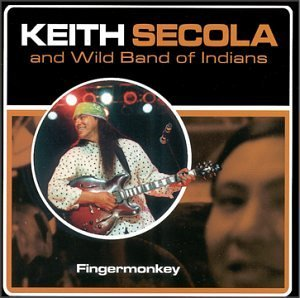 Keith Secola Fingermonkey