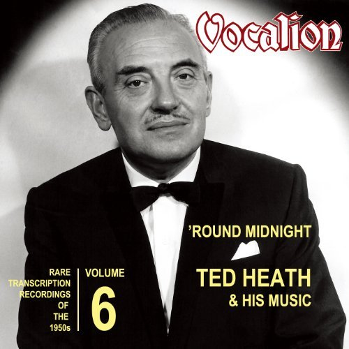 Ted & His Music Heath Bol. 6 Rare Transcription Reco Import Gbr