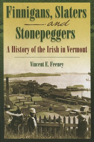 Vincent Feeney Finnigans Slaters And Stonepeggers A History Of The Irish In Vermont