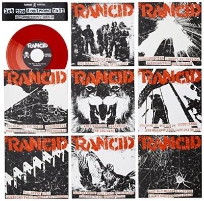 Rancid/Let The Dominoes Fall (Rancid@7 Inch Single@8 Lp