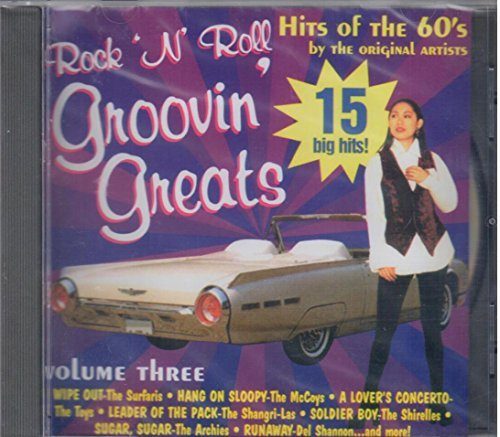 Groovin Greats Vol. 3 Hits Of The 60's