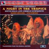 Gottschalk Gould Night In The Tropics Sym Latin Abravanel Utah So