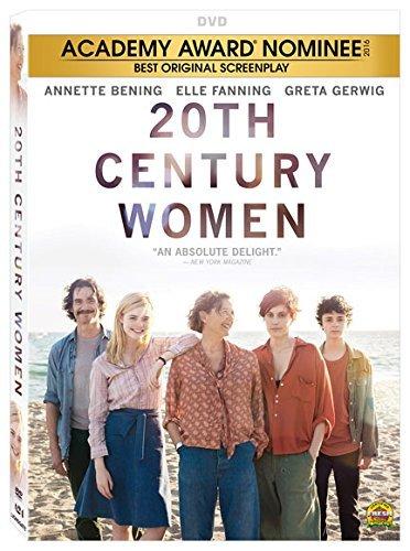 20th Century Women/Benning/Fanning/Gerwig@Dvd@R