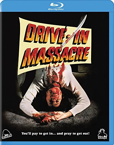 Drive In Massacre Goff Vincent Blu Ray R