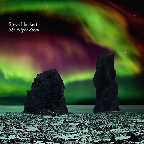 Steve Hackett Night Siren