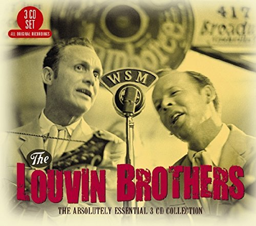 Louvin Brothers/Absolutely Essential@Import-Gbr@3cd