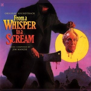 Jim Manzie From A Whisper To A Scream Purple Transparent + Transparent Blue Aside Bside With Opaque Pink & Black Splatter 180 G