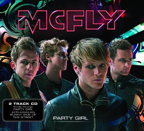 Mcfly Party Girl Pt. 1 Import Gbr