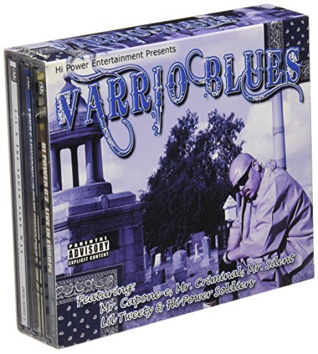Varrio Blues 3cd Box Set Varrio Blues 3cd Box Set Explicit Version