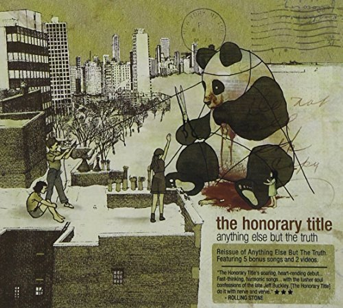 Honorary Title Anything Else But The Truth Enhanced CD Incl. Bonus Tracks