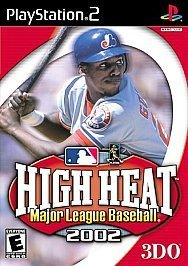 Ps2 High Heat Baseball 2002 E