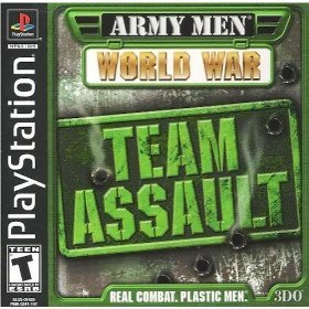 Psx Army Men World War Team Assault