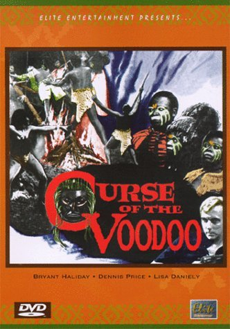 Curse Of The Voodoo Haliday Price Daniely Kerridge Clr Keeper Nr