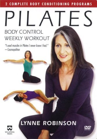 Lynne Robinson Body Control Weekly Workout Clr St Nr 2 On 1
