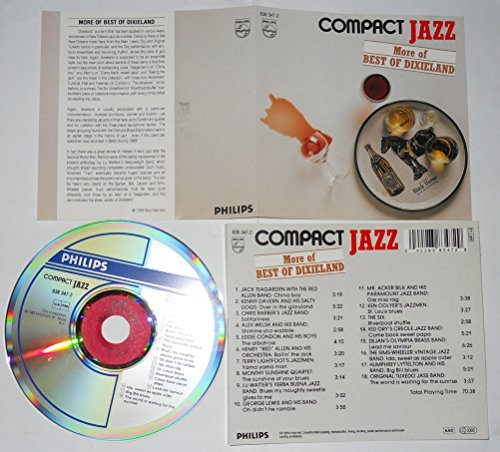 More Best Dixie Compact Jaz More Best Dixie Compact Jazz