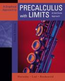John Hornsby A Graphical Approach To Precalculus With Limits A Unit Circle Approach 0 Edition;