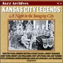 Various Artists Kansas City Legends A Night In The Swinging City