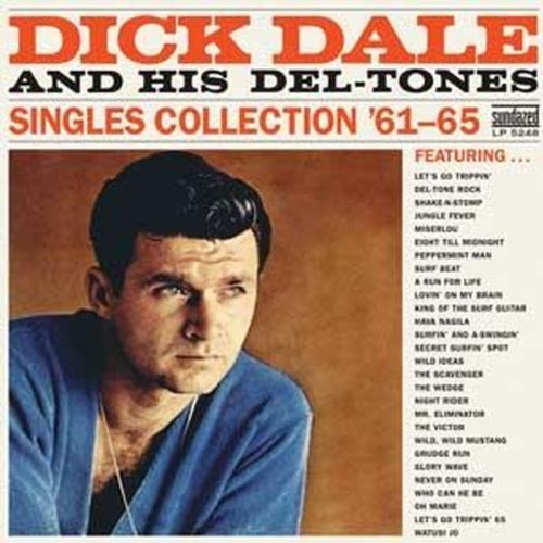 Dick Dale Singles Collection '61 65 2 Lp Set