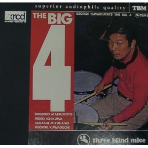 George Kawaguchi Big 4 Extended Resolution CD