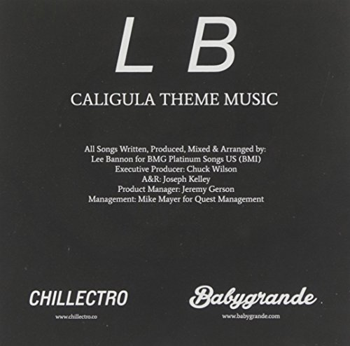 Lee Bannon Caligula Theme Music