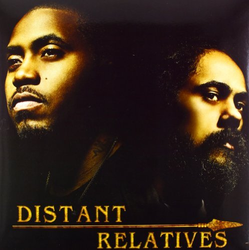 Damian Jr. Gong Marley Nas Distant Relatives 2 Lp
