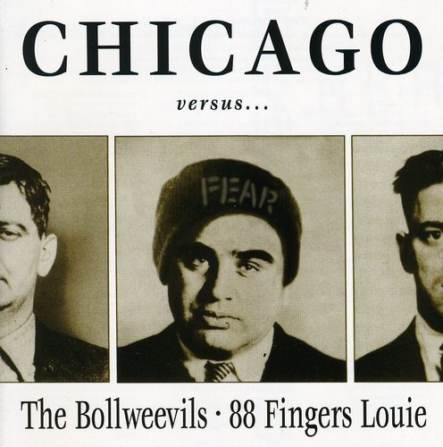 Chicago Versus Amsterdam Chicago Versus Amsterdam Bollweevils 88 Fingers Louie Funeral Oration Nra