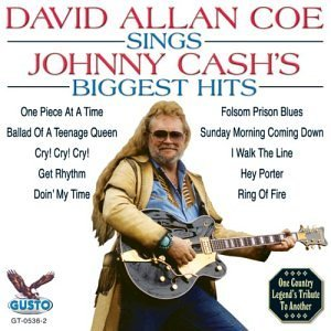 David Allan Coe Sings Johnny Cash's Biggest Hi