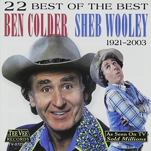 Sheb Wooley 22 Best Of The Best