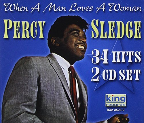 Percy Sledge When A Man Loves A Woman 2 CD