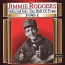Jimmie Rodgers 1961 Country Music Hall Of Fam Country Music Hall Of Fame