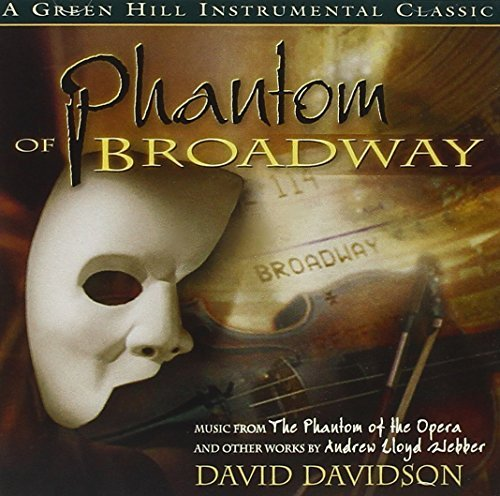 David Davidson Phantom Of Broadway