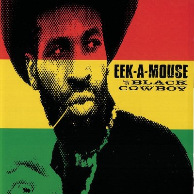 Eek A Mouse Black Cowboy