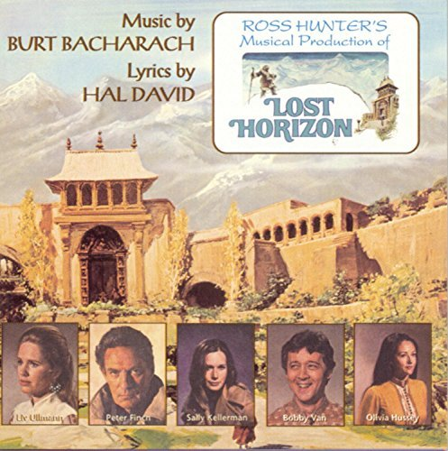 Lost Horizon Soundtrack Phillips Willis Lee Whitman Kellerman Van Merlino