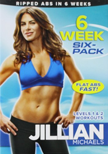 Michaels Jillian Sin Jillian Michaels Ambandos Jillian Michaels Week Six Pack