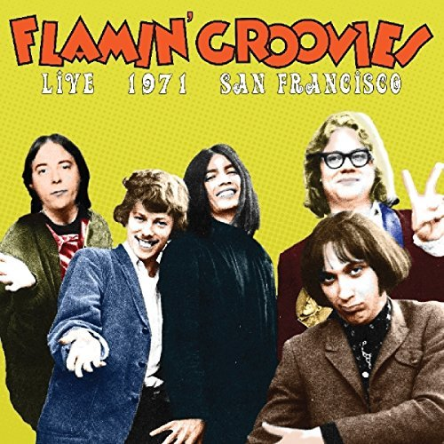 Flamin' Groovies/Live In San Francisco 1973