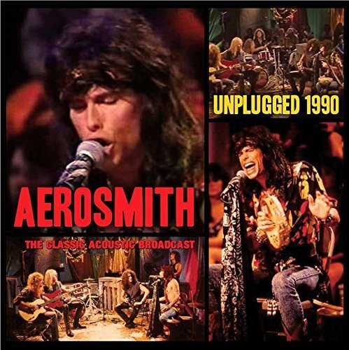 Aerosmith Unplugged 1990