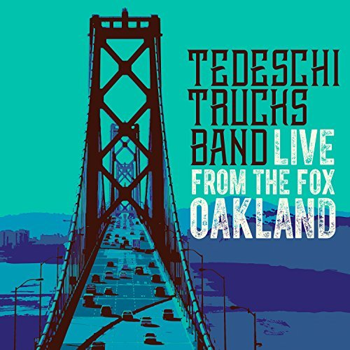 Tedeschi Trucks Band Live From The Fox Oakland 2xcd Blu Ray