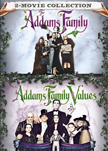 The Addams Family Addams Family Values Double Feature DVD