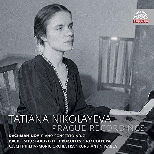 Tatiana Nikolayeva/Prague Recordings: Music By Ra@2cd