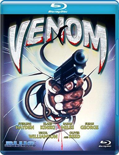 Venom (1982)/Hayden/Kinski/Miles/George/Reed@Blu-Ray@R