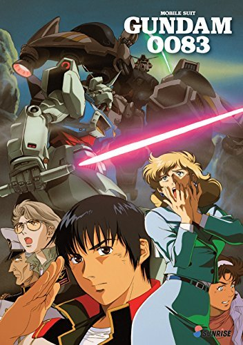 Mobile Suit Gundam 0083 Collection DVD