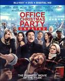 Office Christmas Party Bateman Munn Aniston Blu Ray DVD Dc R