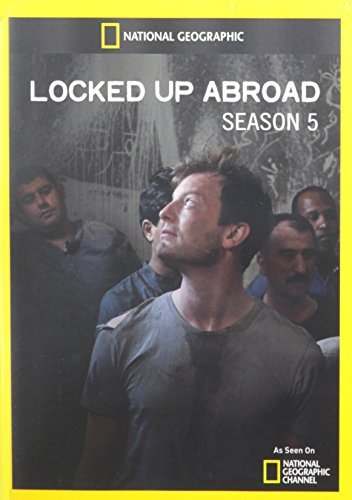 Locked Up Abroad Season 5 DVD Mod This Item Is Made On Demand Could Take 2 3 Weeks For Delivery