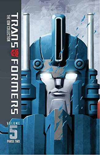 Chris Metzen Transformers Idw Collection Phase Two Volume 5