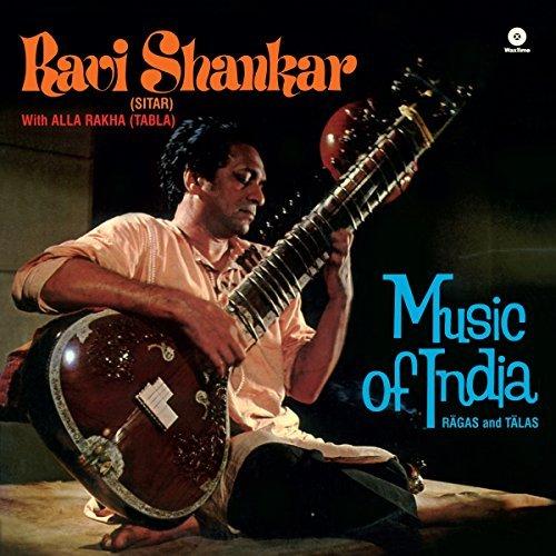 Ravi Shankar/Ragas & Talas@180 Gram@Lp