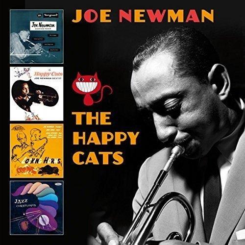 Joe Newman/Happy Cats@Import-Esp@12-Page Booklet/Lmtd Ed.