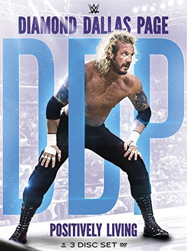 Wwe Diamond Dallas Page Positively Living DVD