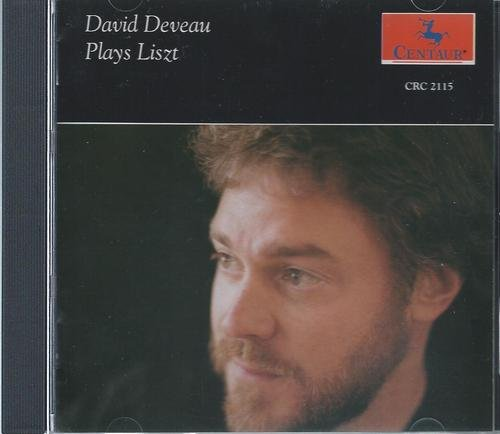 David Deveau Liszt Piano Music